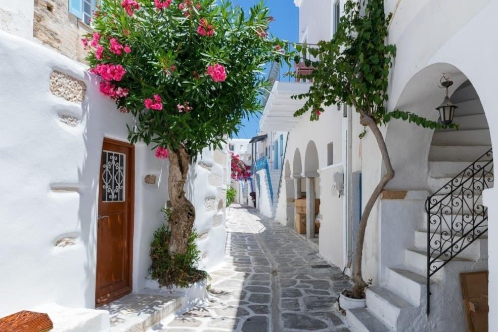 Thiên đường trắng được mệnh danh là hòn đảo đẹp nhất châu Âu