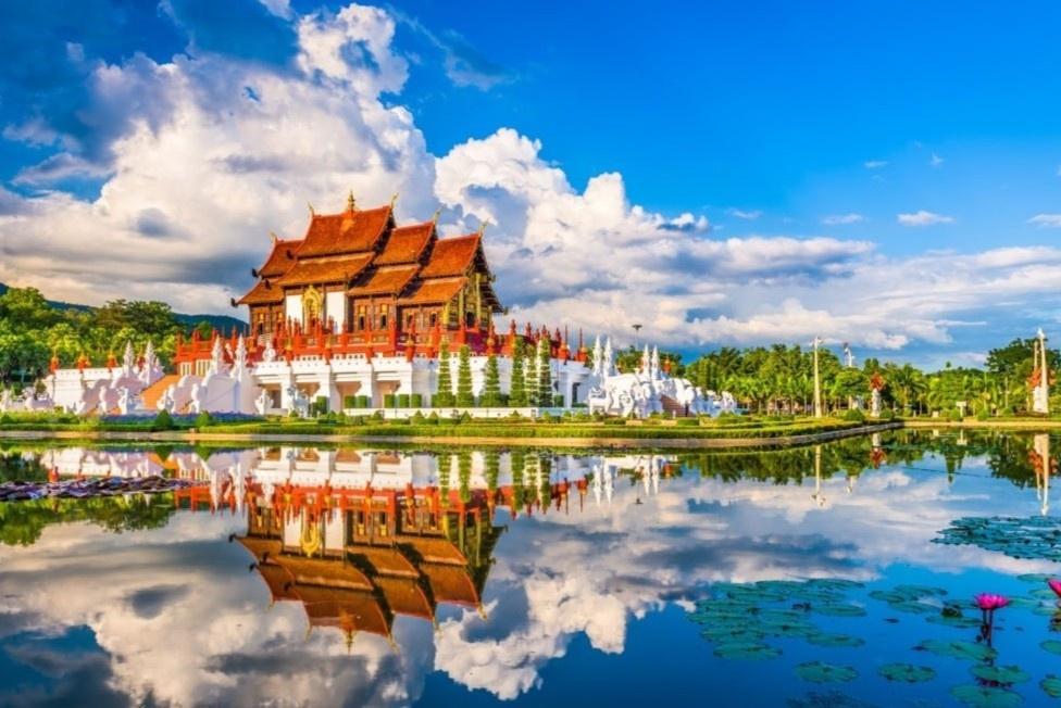 Chiang Mai bình yên giữa nhịp sống vội vã của Thái Lan