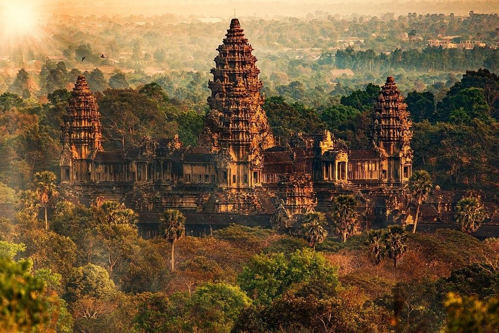 Ngôi đền cổ hơn 900 năm tuổi nổi tiếng khắp châu Á