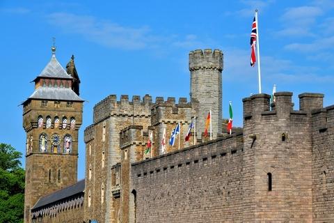 Lâu đài 1.000 năm tuổi biểu tượng xứ Wales