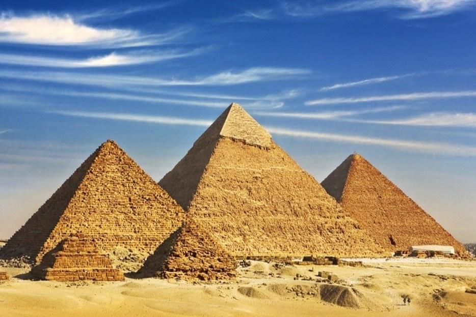 Công trình cổ đại còn nguyên vẹn trên thế giới