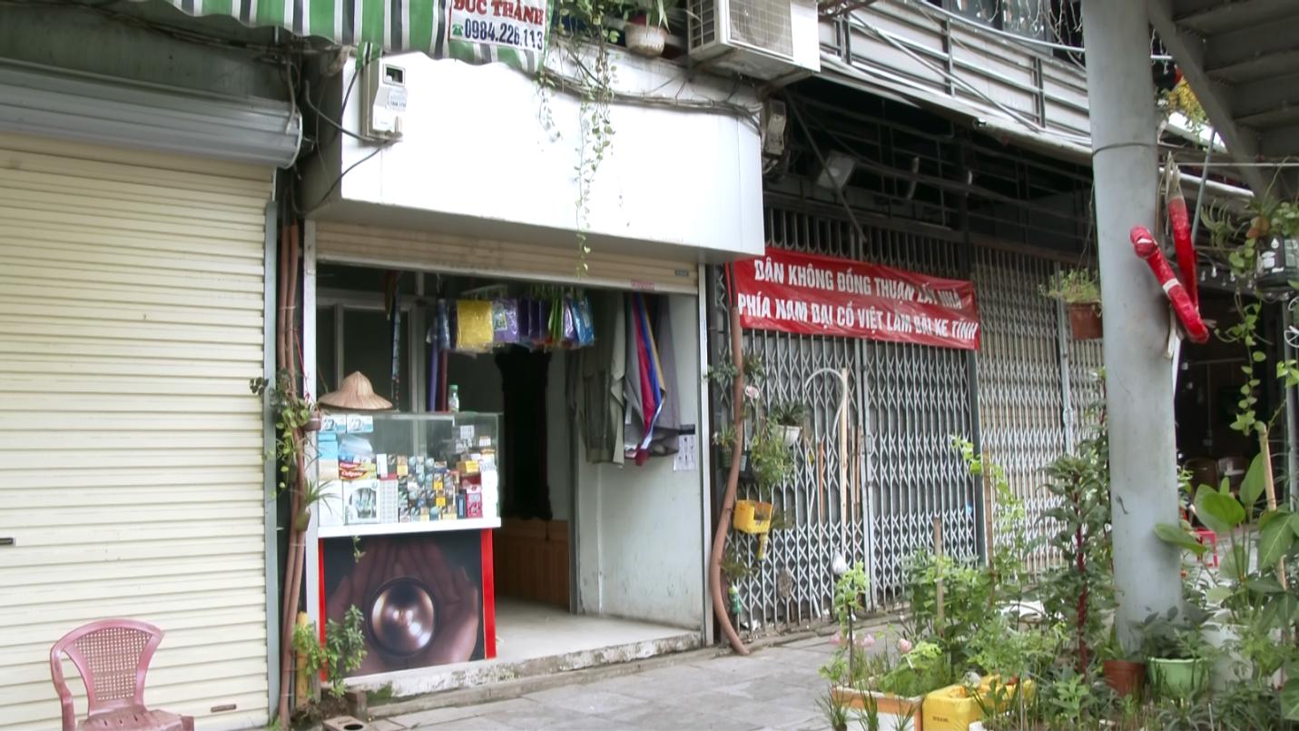 Làm rõ thêm những căn cứ pháp lý tại Dự án bãi đỗ xe tĩnh dọc phía Nam đường Đại Cồ Việt