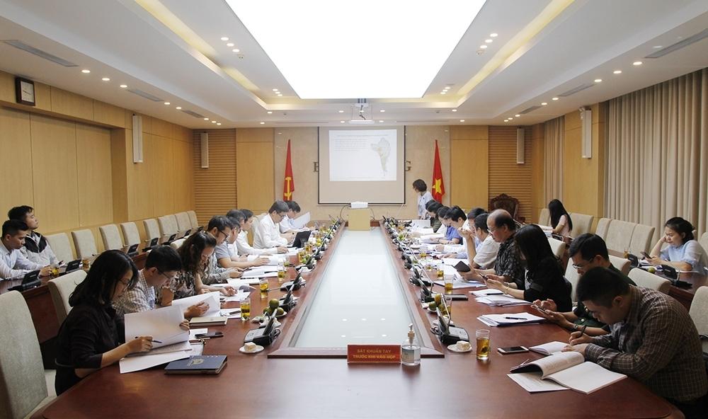 Thẩm định Nhiệm vụ quy hoạch chung Khu kinh tế Phú Quốc đến năm 2040, tầm nhìn đến năm 2050