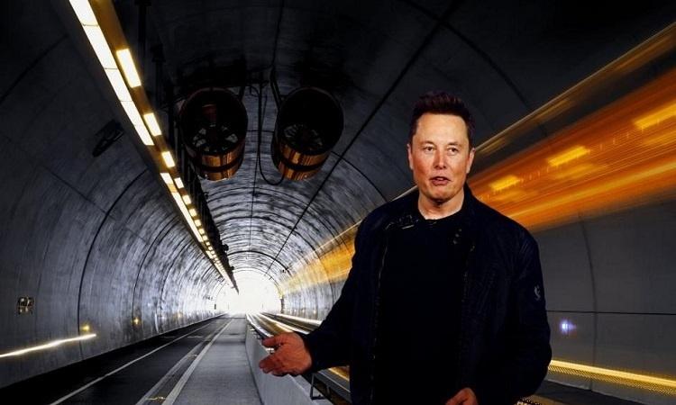 Elon Musk mở rộng dự án xây đường hầm dành cho xe điện