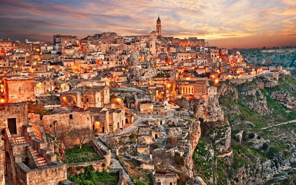 Thành phố khắc trên đá lâu đời nhất thế giới