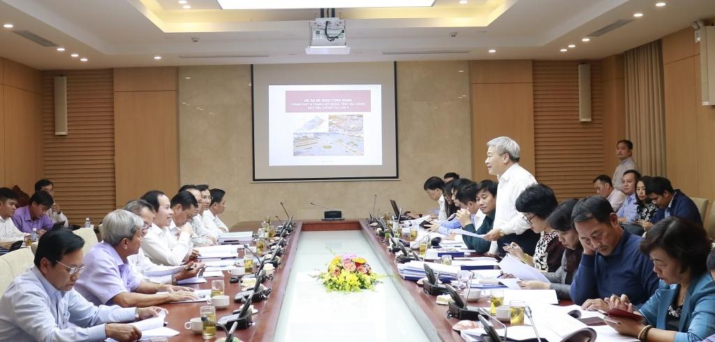 Hậu Giang: Thành phố Vị Thanh mở rộng đạt chuẩn đô thị loại II