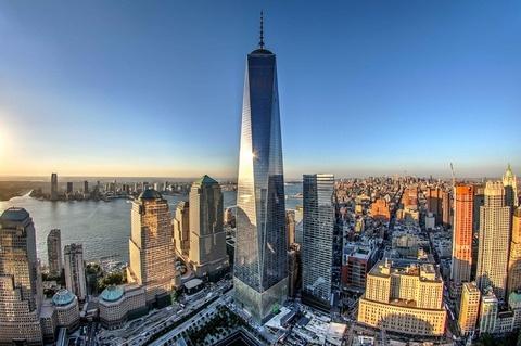 Tòa tháp cao nhất nước Mỹ