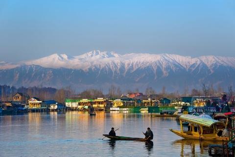 Hồ nước thơ mộng bậc nhất Ấn Độ