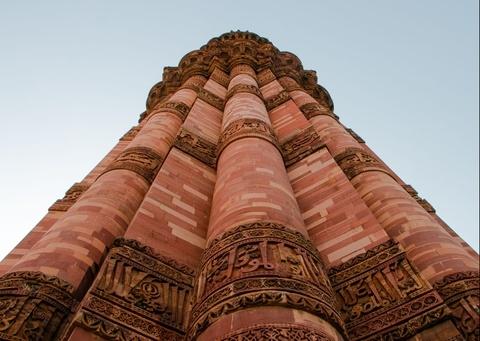 Tòa tháp bằng gạch cao nhất thế giới