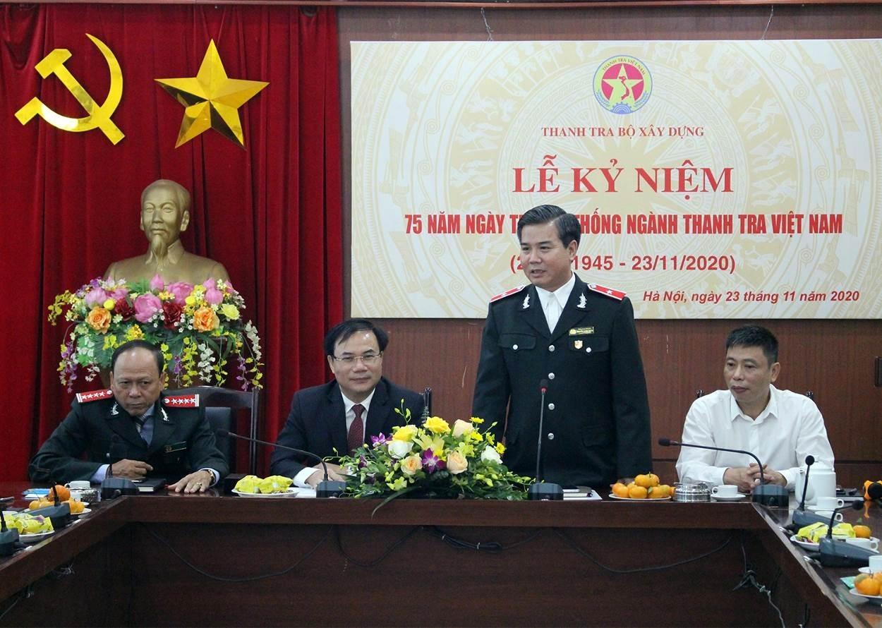 Kỷ niệm 75 năm ngày truyền thống ngành Thanh tra