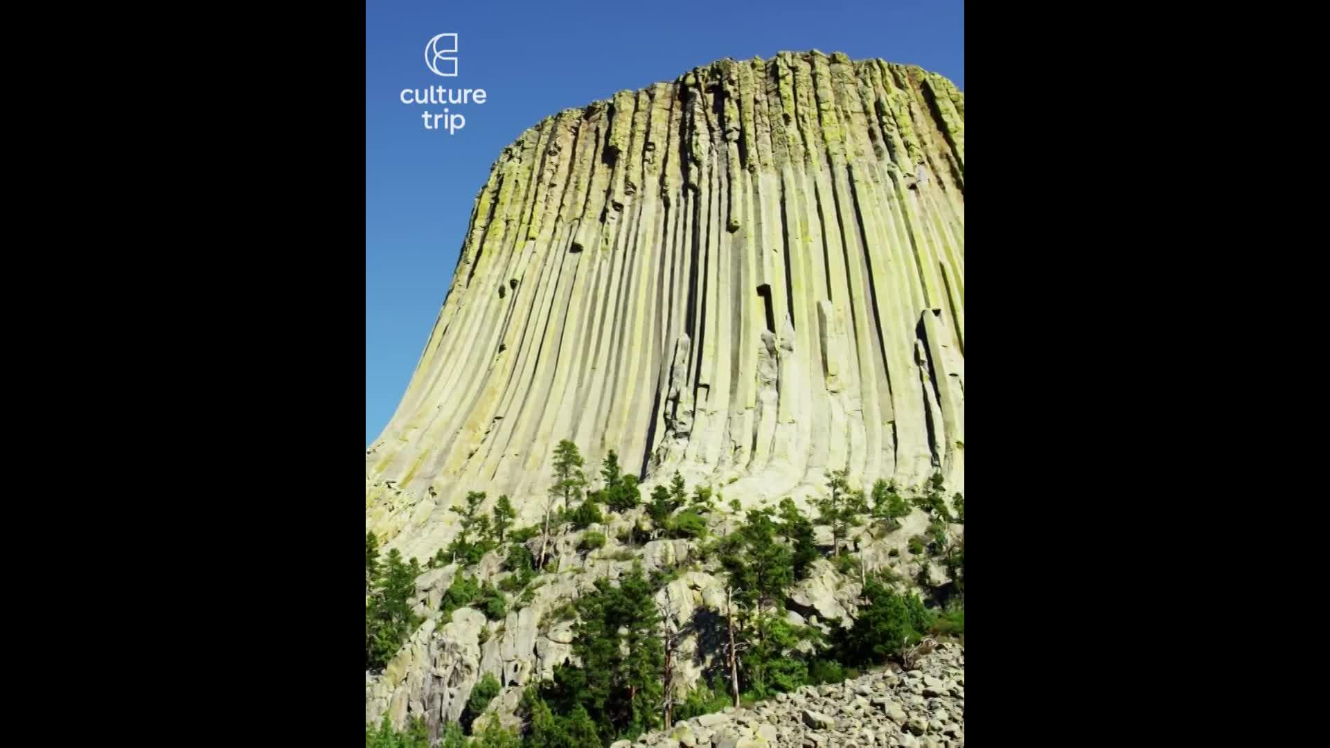 """Bí ẩn """"tháp Quỷ"""" tồn tại suốt 50 triệu năm"""