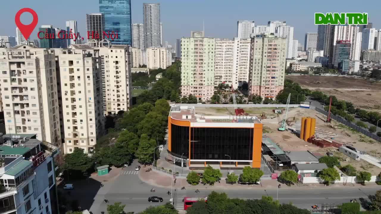 Hà Nội: Toàn cảnh tuyến đường dự kiến mang tên Anh hùng Núp