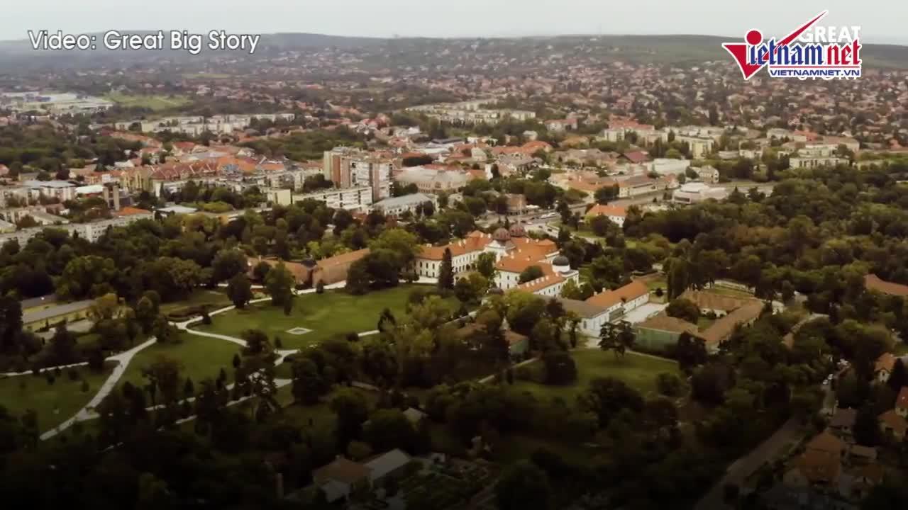 Ngắm cung điện lộng lẫy Hungary dâng tặng hoàng hậu đẹp nhất châu Âu