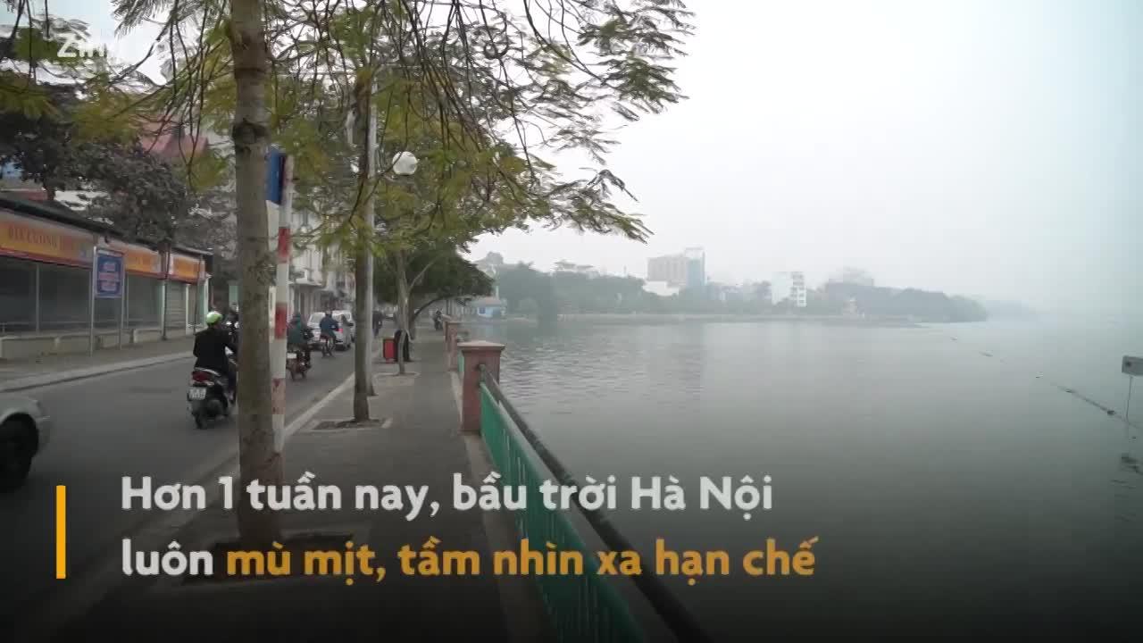 Làm sao ngưng đốt hơn 500 tấn than mỗi ngày, giảm ô nhiễm cho Hà Nội?