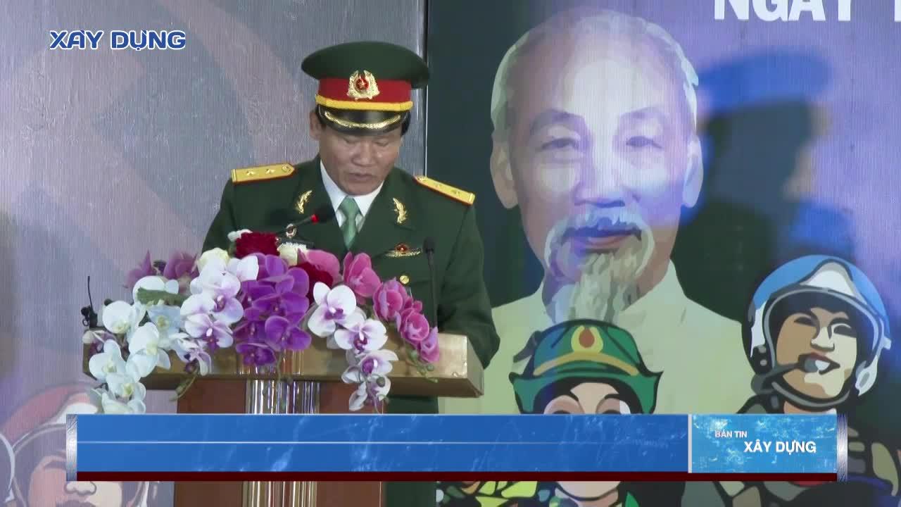 """Tập đoàn đầu tư Kinh Đô tổ chức chương trình tri ân """"Trái tim người lính"""""""