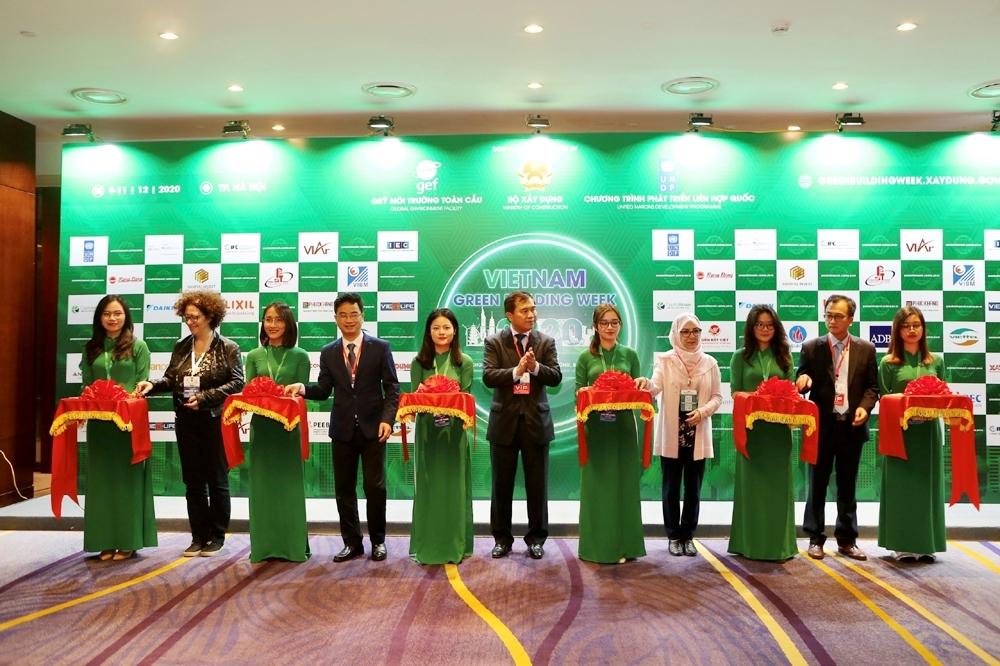Khai mạc Tuần lễ Công trình xanh Việt Nam 2020