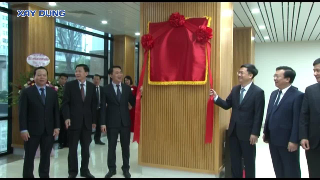 Đống Đa (Hà Nội): Gắn biển công trình chào mừng 90 năm ngày thành lập Đảng Cộng sản Việt Nam