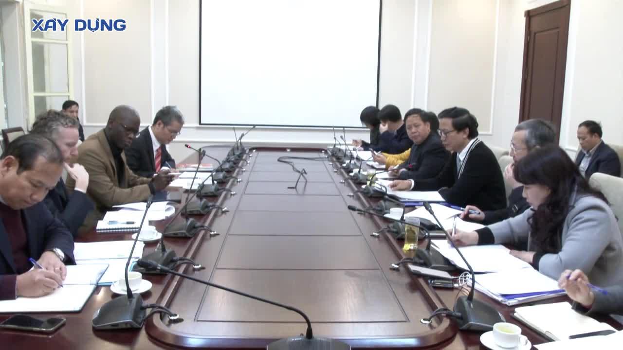 WB tiếp tục hỗ trợ dự án Cấp nước an toàn vùng Đồng bằng sông Cửu Long