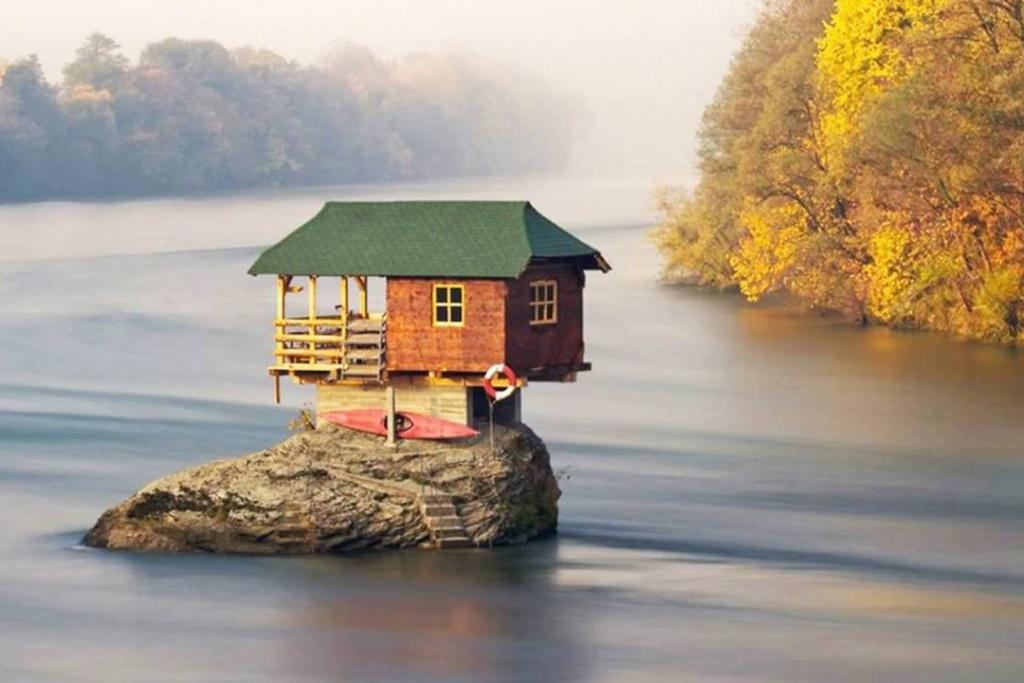 22 ngôi nhà cô độc bậc nhất hành tinh