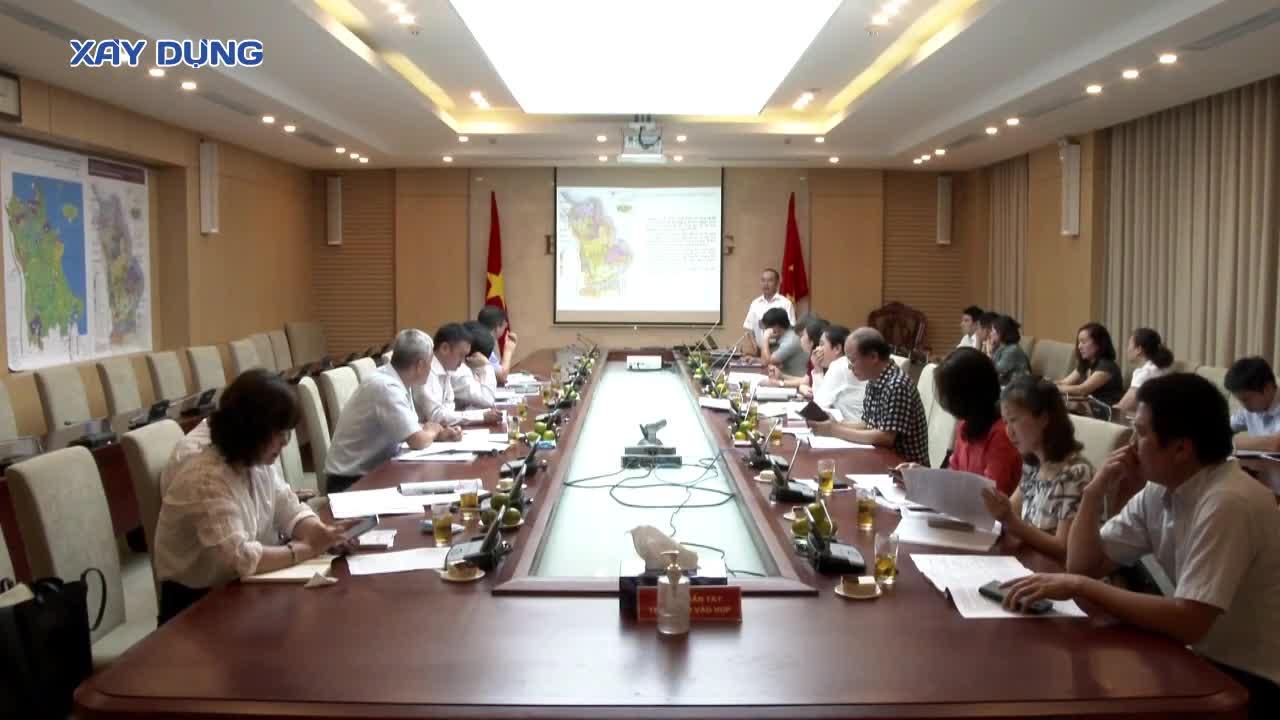 Thẩm định đồ án Điều chỉnh quy hoạch chung xây dựng Khu kinh tế Dung Quất đến năm 2035, tầm nhìn đến năm 2050