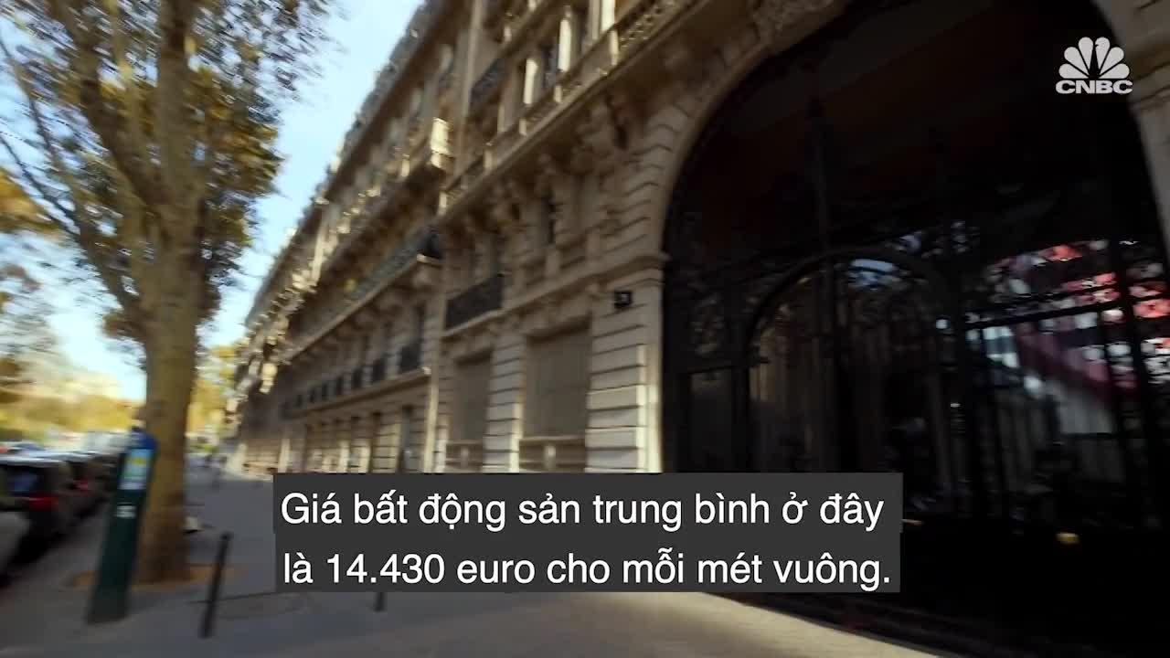 Vì sao Paris đắt đỏ