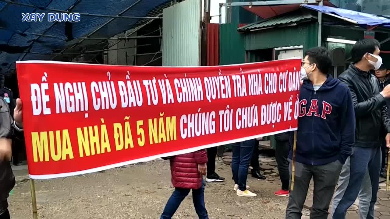 """Người mua nhà 8B Lê Trực (Ba Đình – Hà Nội): """"Đề nghị chính quyền đối thoại với dân, trả nhà cho dân"""""""