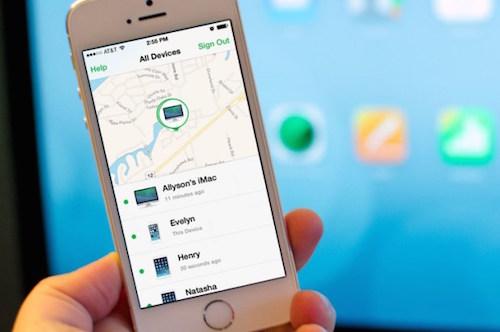 Tìm được ôtô bị trộm nhờ tính năng định vị trên iPad