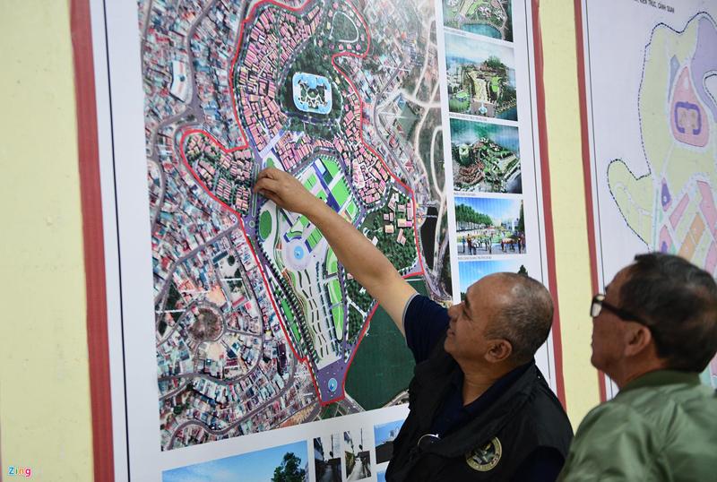 Khu trung tâm Đà Lạt được quy hoạch lại như thế nào?
