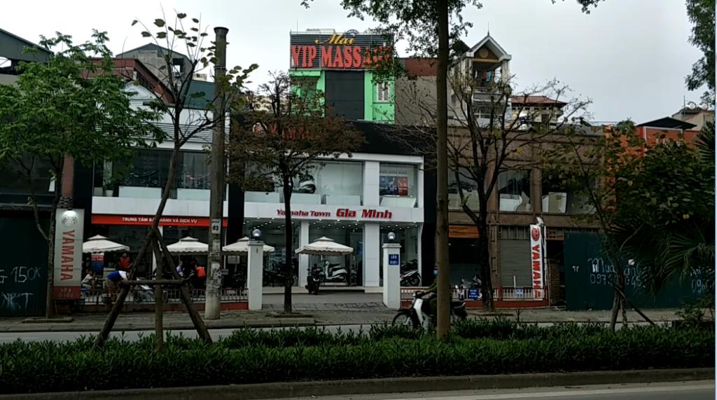 """Hà Nội: Hoạt động kinh doanh đang """"hồi sinh"""" tại dự án cống mương hóa Nghĩa Đô"""