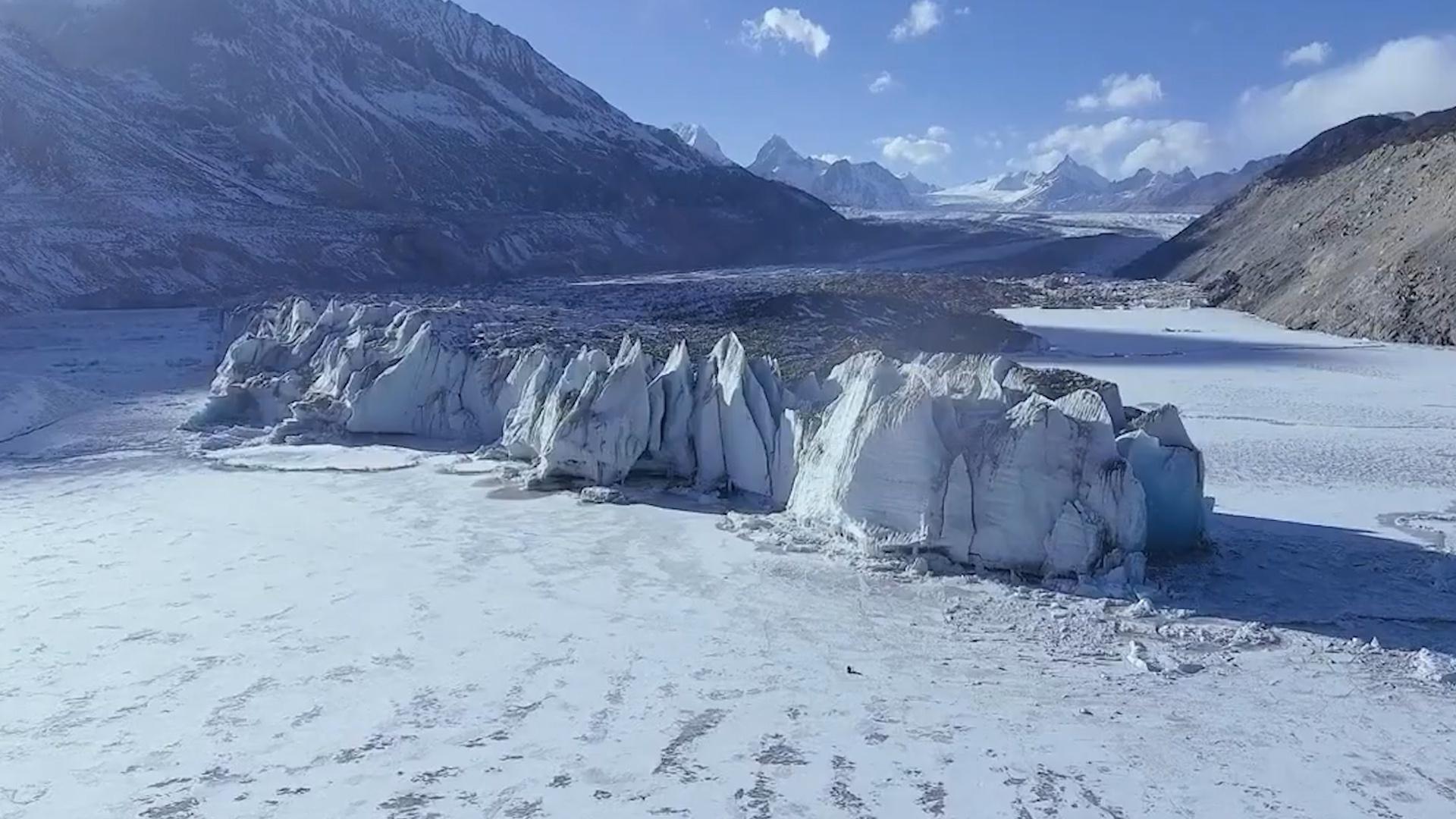 Cao nguyên Thanh Tạng, một trong những nơi sạch nhất thế giới