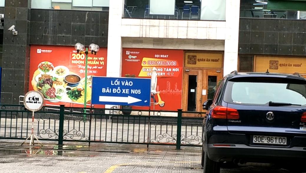 Văn phòng Chính phủ đề nghị Hà Nội báo cáo Thủ tướng vụ tầng 1 chung cư làm nhà hàng