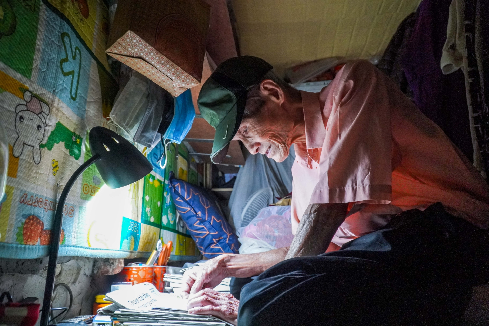 Cuộc sống trong căn nhà 3 m2 ở phố cổ Hà Nội