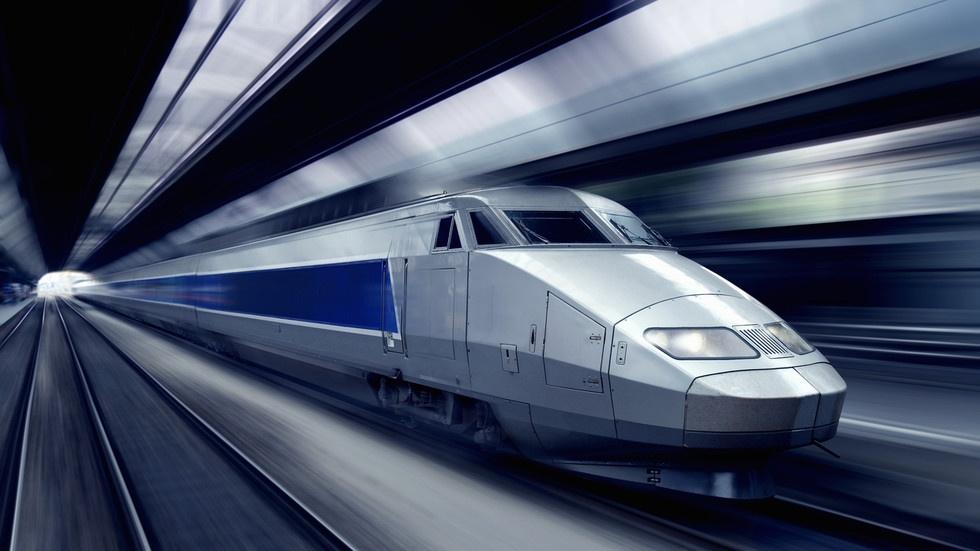 Đường sắt xuyên biển trị giá 3,6 tỷ USD tại Trung Quốc