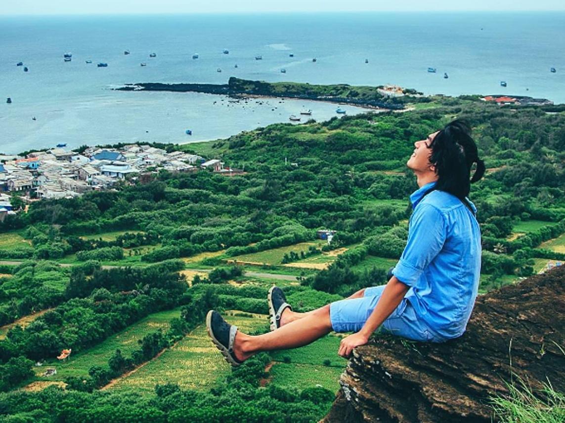 Hòn đảo hoang sơ ít người biết tới ở Bình Thuận