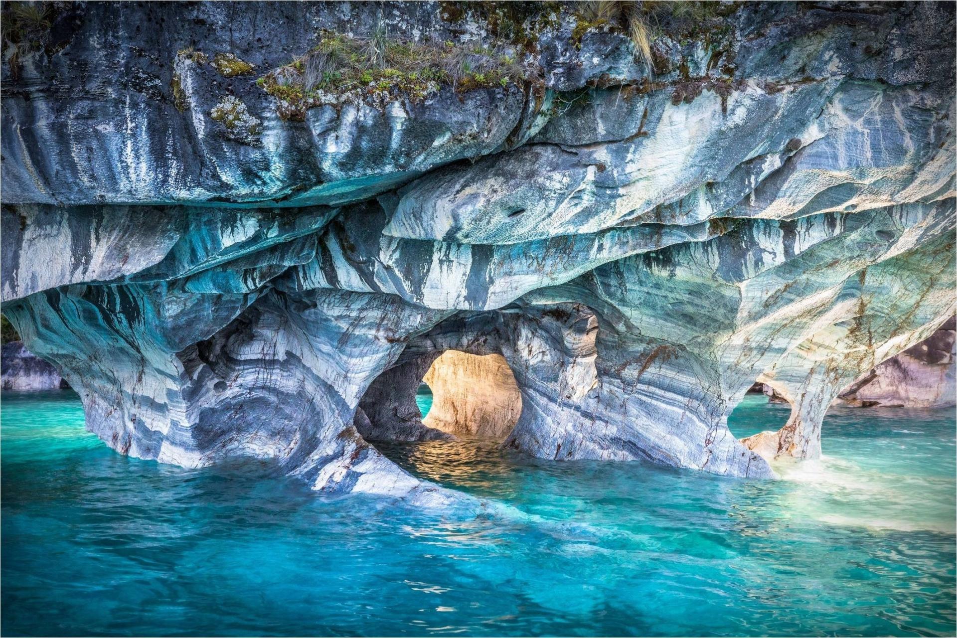 Hang động cẩm thạch 6.000 năm tuổi, rộng 1.000 km2