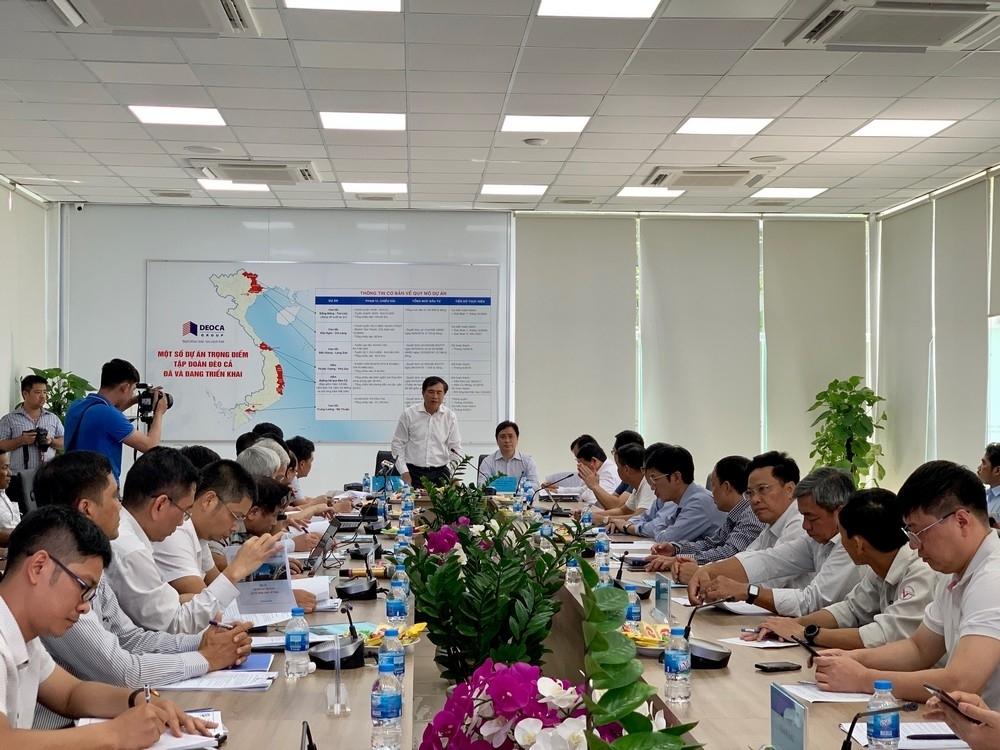 Hội đồng nghiệm thu Nhà nước kiểm tra các công trình trọng điểm phía Nam