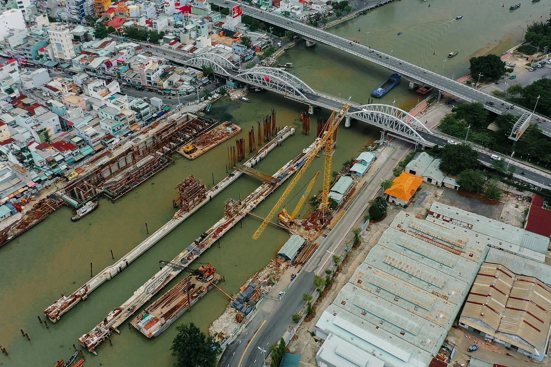 Toàn cảnh dự án ngăn triều 10.000 tỷ tại TP.HCM