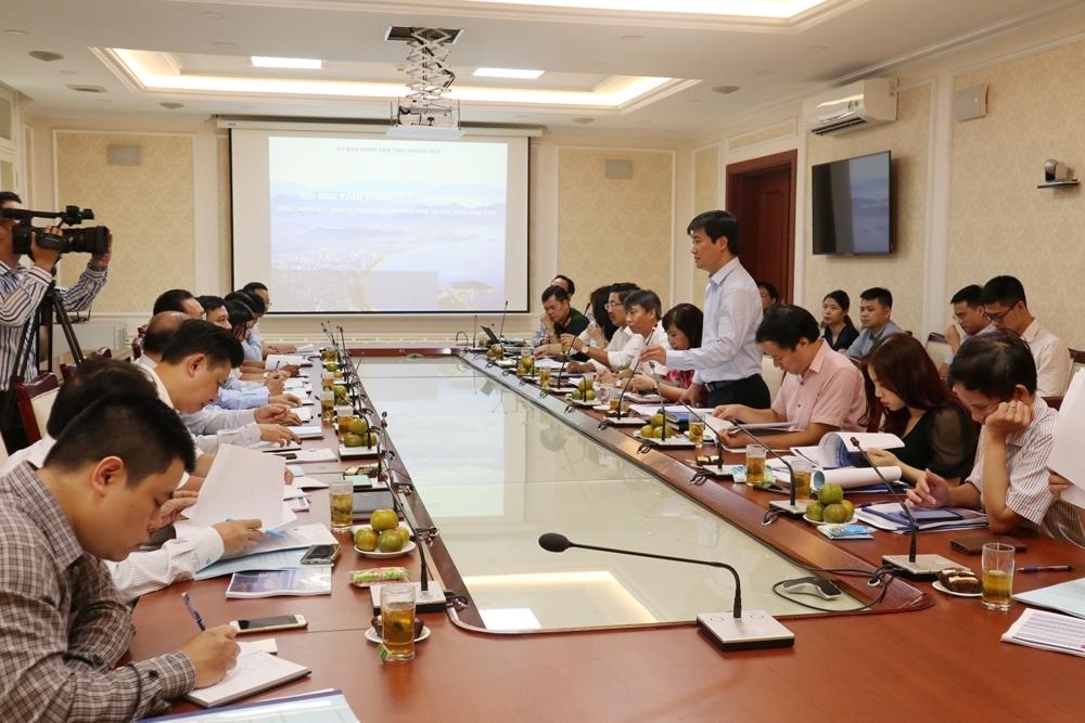 Điều chỉnh quy hoạch chung thành phố Nha Trang đến năm 2040