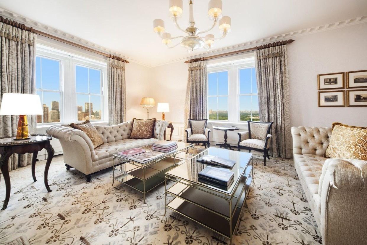 3 phòng khách sạn chỉ dành cho giới siêu giàu, diện tích 1.000 m2