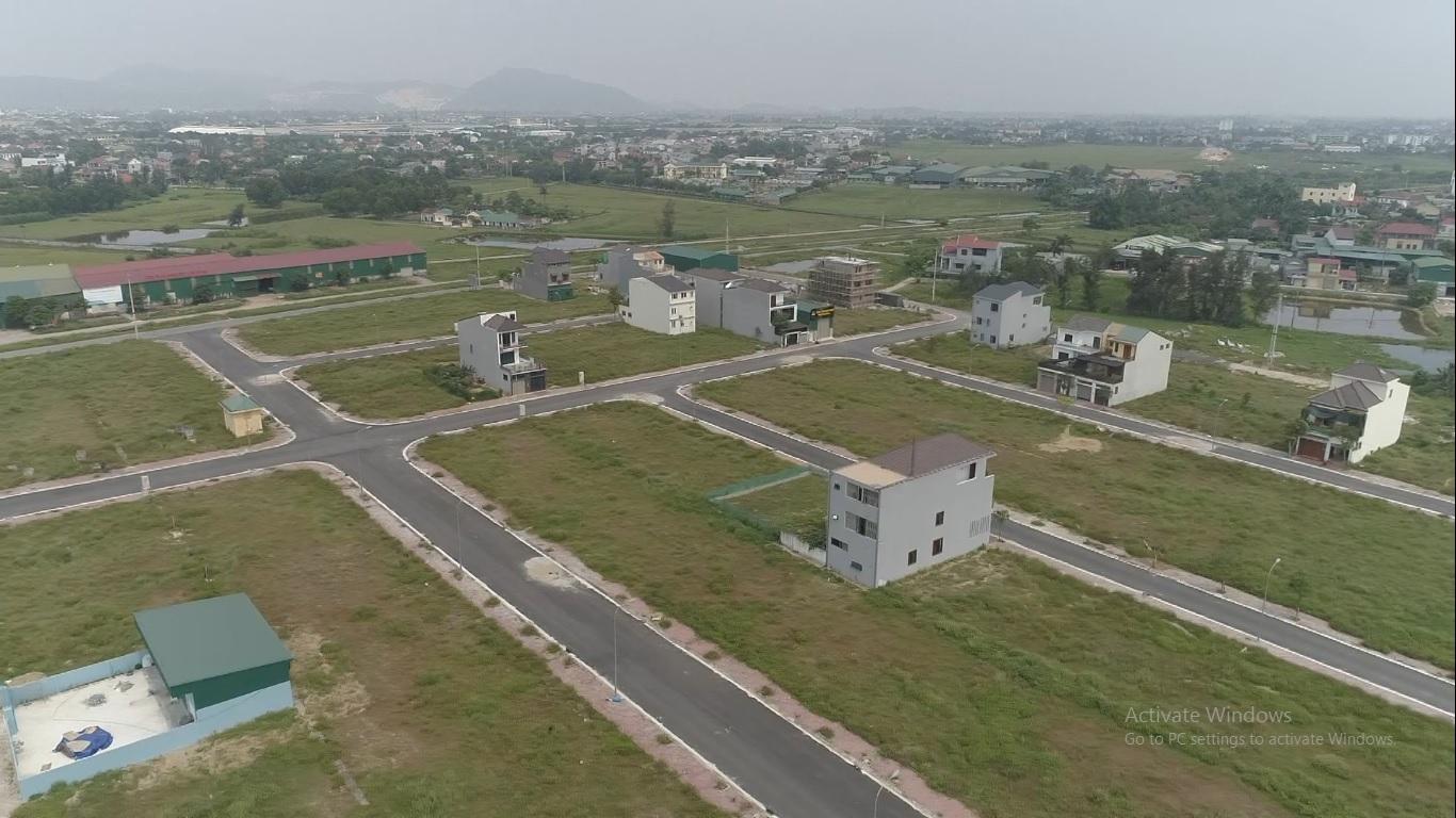 Nghệ An: Dự án chưa giải phóng mặt bằng, đất vẫn bán
