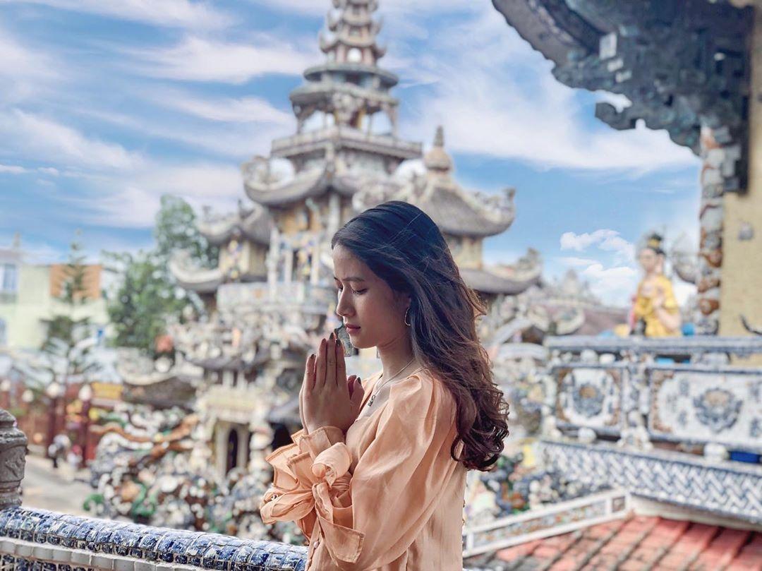 Chùa ve chai nổi tiếng ở Đà Lạt