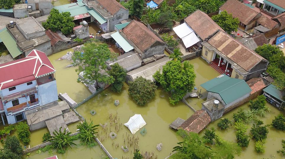 Mùa bão lũ ở Việt Nam năm nay liệu có vấp kịch bản xấu như Trung Quốc?