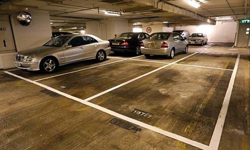 Bãi đỗ xe đắt nhất thế giới ở Hong Kong bán với giá gần 1 triệu USD