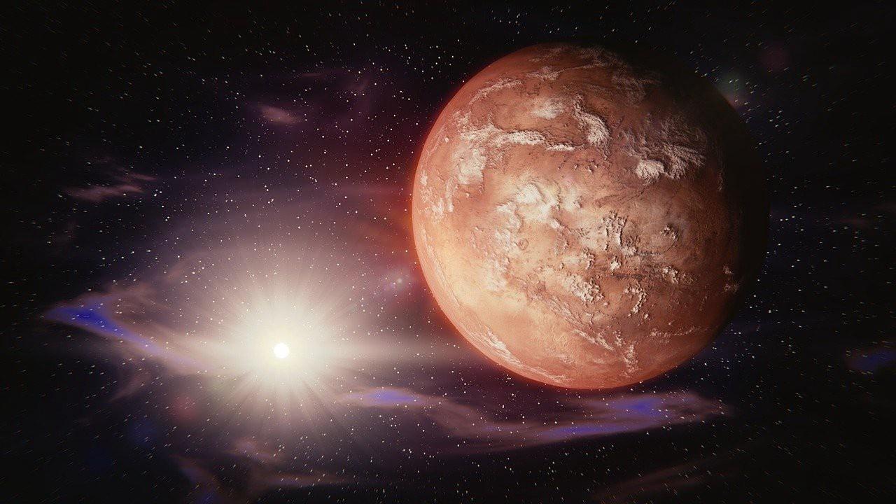 Sơ đồ chứng minh Hỏa tinh có thể cải tạo thành Trái Đất thứ 2