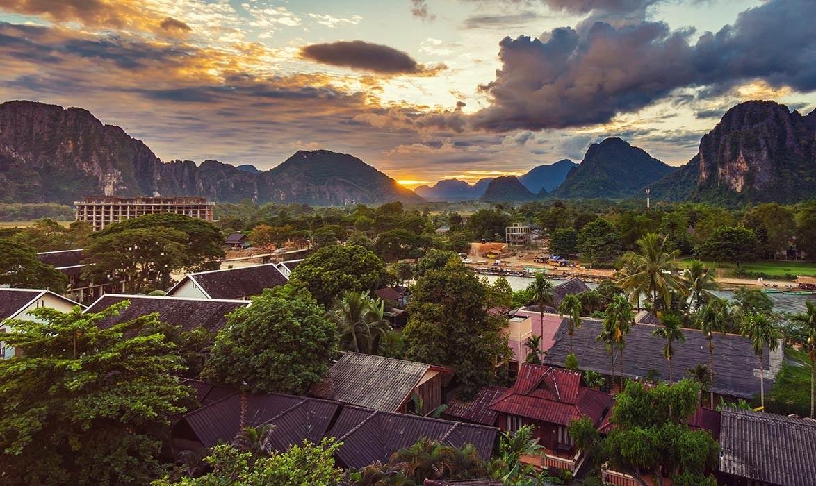 Luang Prabang, thành phố lịch sử hấp dẫn du khách nhất của Lào