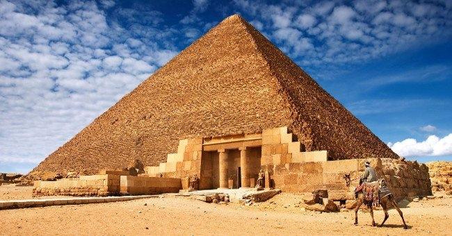 Người kiến tạo kim tự tháp lớn nhất Ai Cập