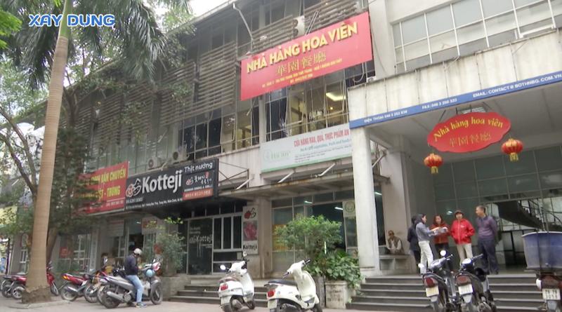 """Hà Nội: Nhiều khu đô thị """"nhem nhuốc"""" sau vài năm đưa vào hoạt động"""