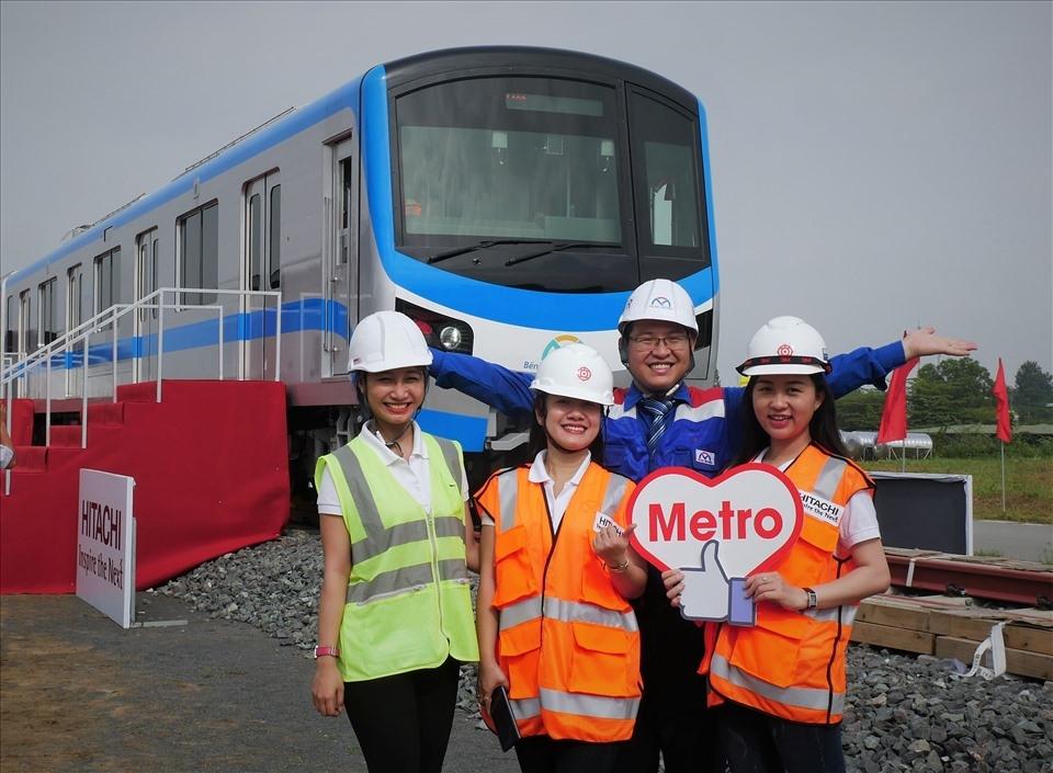Tàu metro số 1 sẵn sàng đưa vào vận hành thử vào năm 2021