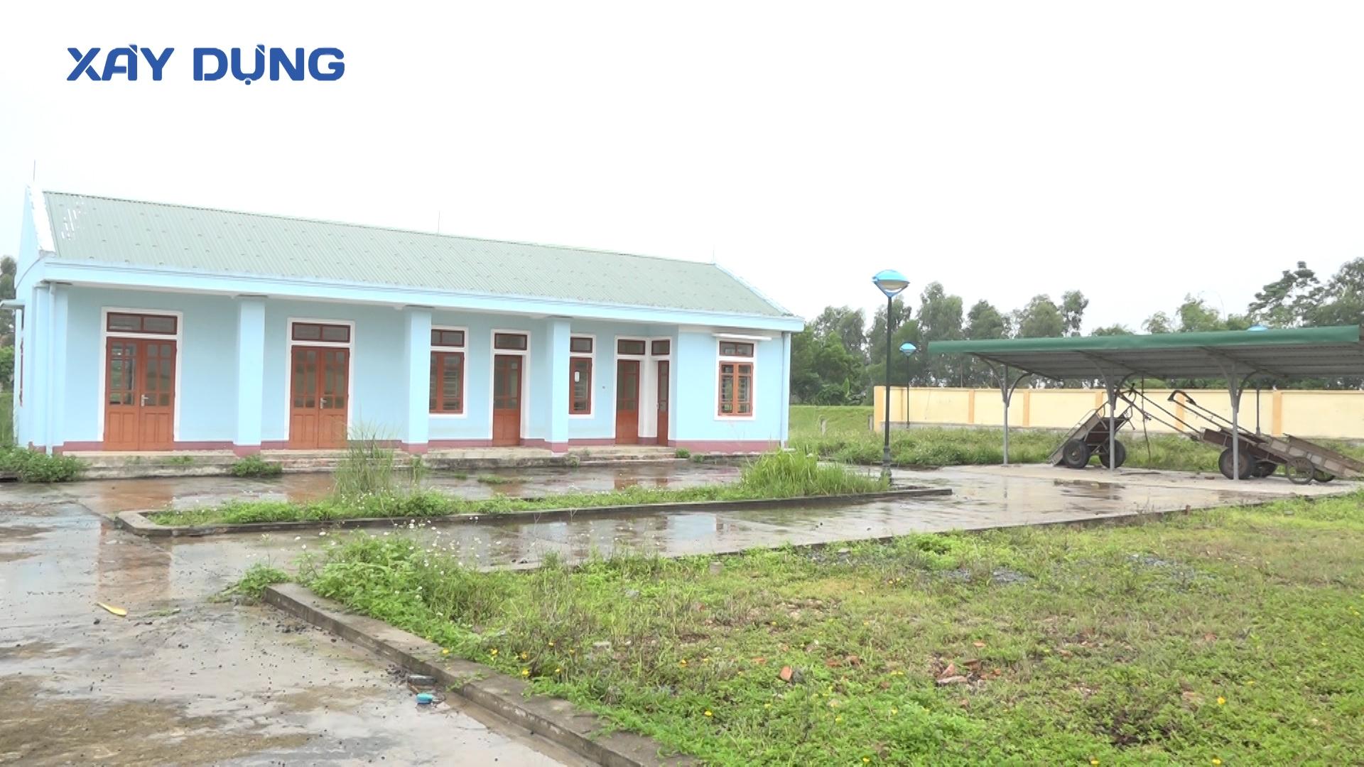 Nghệ An: Bất cập trong quản lý, khai thác nước sinh hoạt nông thôn