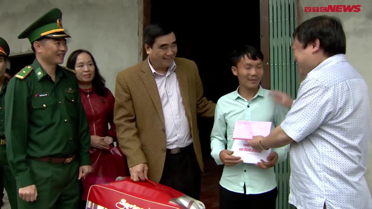 Ấm lòng 2.000 ngôi nhà tình nghĩa cho người nghèo, người có công ở Hà Giang